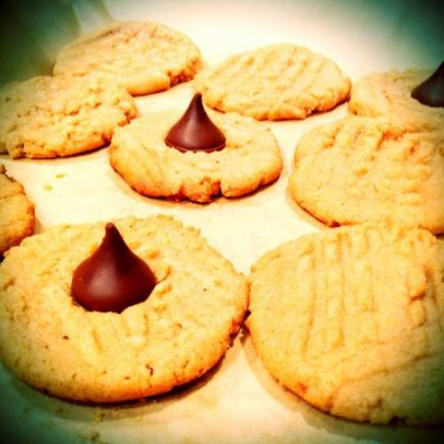 3 Ingredient Peanut Butter Cookie
