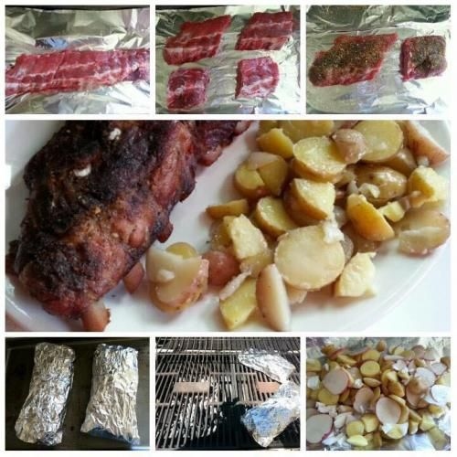 Brents' Barbecue Ribs
