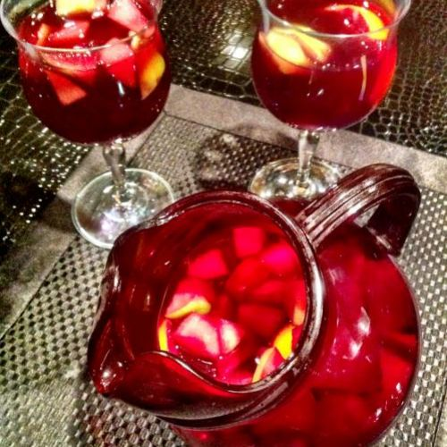After The Holidays Sangria