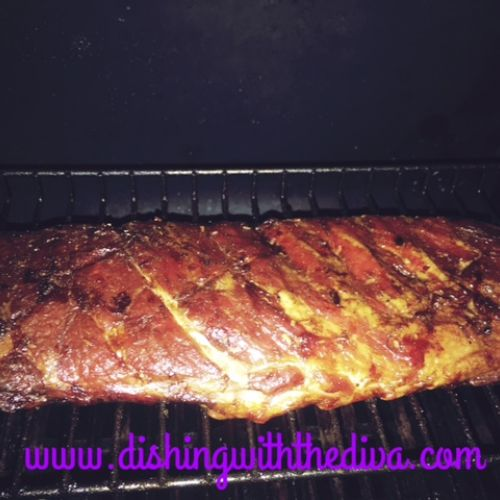 Dianes' Barbecue Ribs
