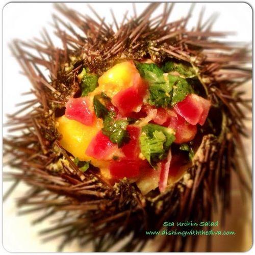 Sea Urchin Salad