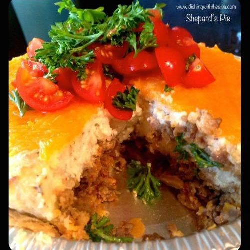 Spicy Shepard's Pie